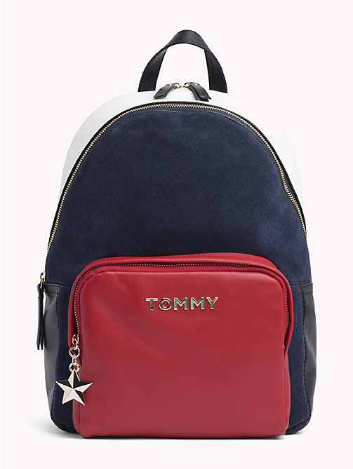 TOMMY HILFIGER Star Charm Backpack - CORPORATE - TOMMY HILFIGER Bags & Accessories - main image