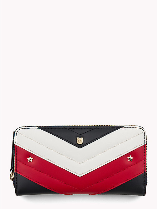 TOMMY HILFIGER Leather Mascot Wallet - CORPORATE - TOMMY HILFIGER Black Friday Women - main image