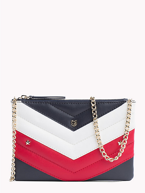 TOMMY HILFIGER Mascot Leather Pouch - CORPORATE - TOMMY HILFIGER Bags & Accessories - main image