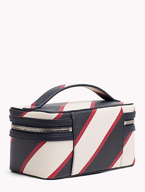 TOMMY HILFIGER Tommy Core Beauty Case - TIE STRIPE - TOMMY HILFIGER Stocking Stuffers - detail image 1