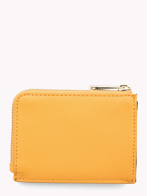TOMMY HILFIGER Monogram Cardholder - SUNFLOWER - TOMMY HILFIGER Wallets - detail image 1
