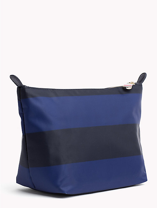 TOMMY HILFIGER Kulturbeutel mit Print-Design - RUGBY STRIPE - TOMMY HILFIGER Bags & Accessories - main image 1