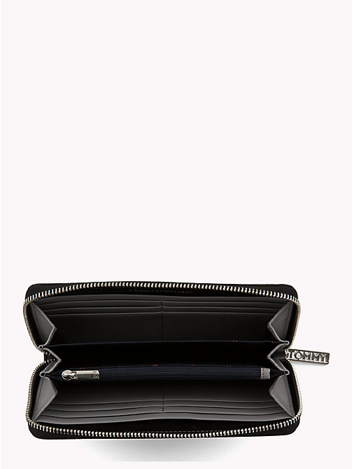 TOMMY HILFIGER Tommy Core Wallet - BLACK/ SILVER FILIGREE - TOMMY HILFIGER Bags & Accessories - detail image 1