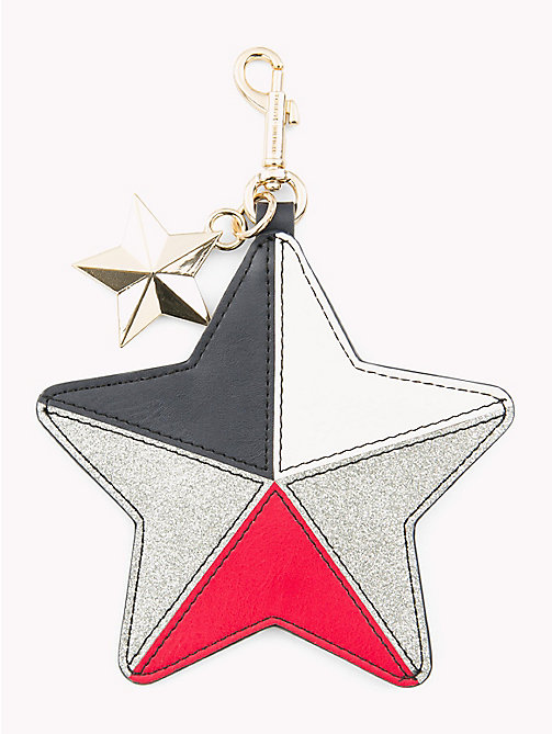 TOMMY HILFIGER Hanging Star Charm - SEASONAL MIX - TOMMY HILFIGER Keyrings - main image
