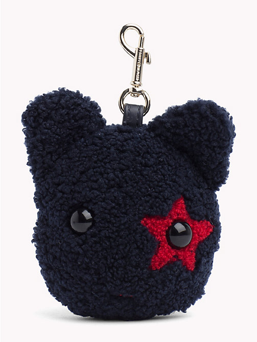 TOMMY HILFIGER Small Mascot Charm - CORPORATE MIX - TOMMY HILFIGER Bags & Accessories - main image