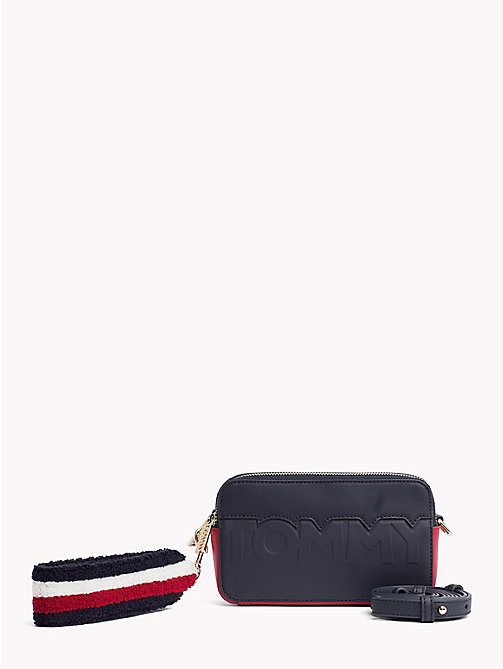 TOMMY HILFIGER Crossbodytas met Tommy-logo - CORPORATE MIX - TOMMY HILFIGER Tassen & Accessoires - main image
