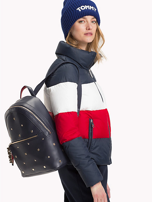 TOMMY HILFIGER Rucksack mit Mascot-Design - MASCOT STUDS - TOMMY HILFIGER Bags & Accessories - main image 1