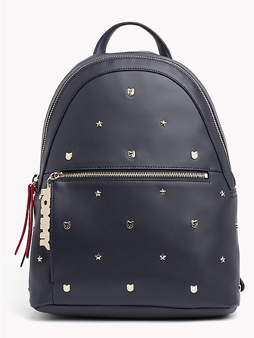 TOMMY HILFIGER Rucksack mit Mascot-Design - MASCOT STUDS - TOMMY HILFIGER Bags & Accessories - main image