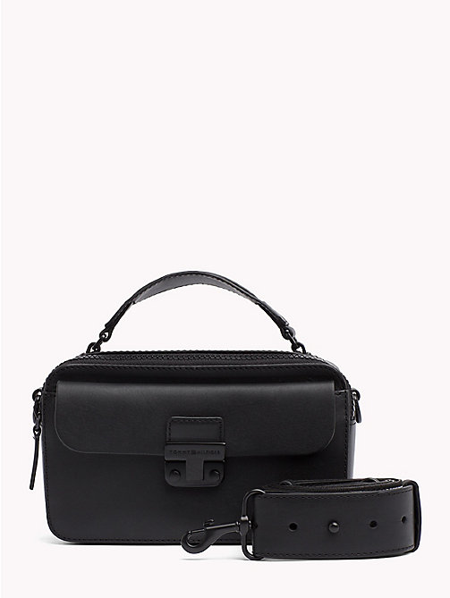 TOMMY HILFIGER Fashion Crossover Bag - BLACK - TOMMY HILFIGER Crossbody Bags - main image
