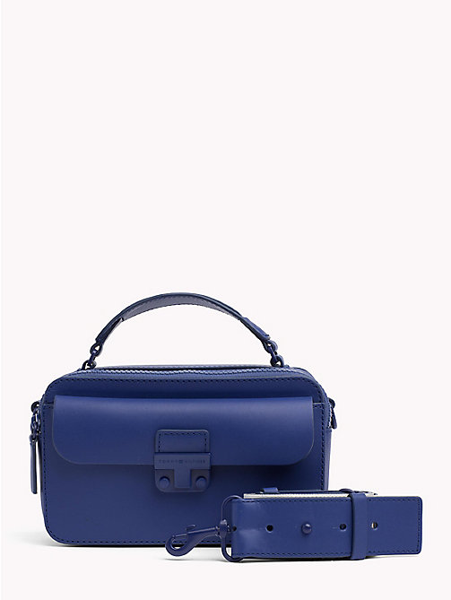 TOMMY HILFIGER Fashion Crossover Bag - MAZARINE BLUE - TOMMY HILFIGER Crossbody Bags - main image
