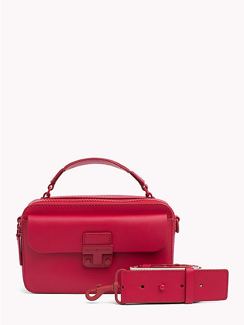 TOMMY HILFIGER Fashion Crossover Bag - BARBADOS CHERRY - TOMMY HILFIGER Crossbody Bags - main image