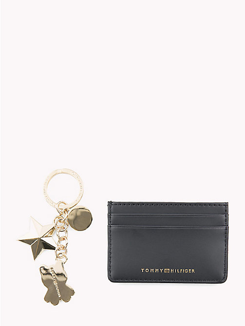TOMMY HILFIGER Mascot Cardholder Gift Set - CORPORATE - TOMMY HILFIGER Wallets & Keyrings - detail image 1