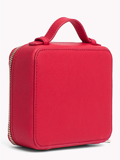 TOMMY HILFIGER Mirror Vanity Case - TOMMY RED - TOMMY HILFIGER Make-up Bags - detail image 1