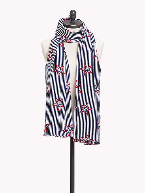 TOMMY JEANS Stars and Stripes Scarf - CORPORATE - TOMMY JEANS Scarves - main image