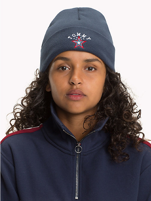 TOMMY JEANS Logo Patch Hat - BLACK IRIS - TOMMY JEANS Rebajas Women - detail image 1