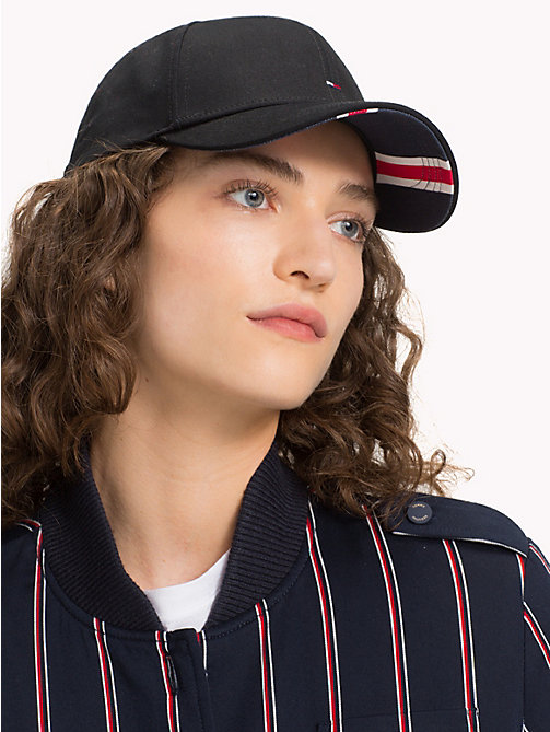 TOMMY HILFIGER Classic Baseball Cap - BLACK - TOMMY HILFIGER Bags & Accessories - detail image 1