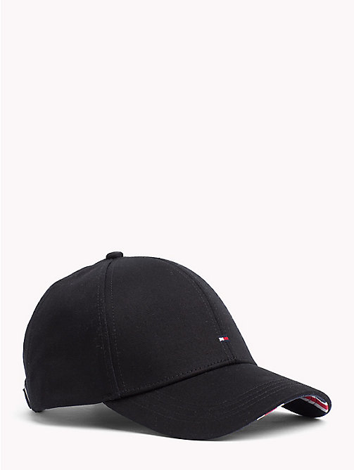 TOMMY HILFIGER Classic Baseball Cap - BLACK - TOMMY HILFIGER Caps & Beanies - main image