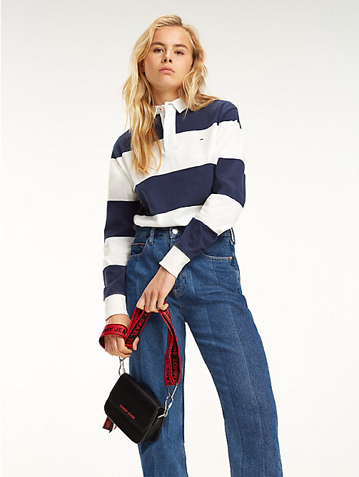 TOMMY JEANS Boxy Crossbody-Bag - BLACK - TOMMY JEANS Die besten Outfits - main image 1