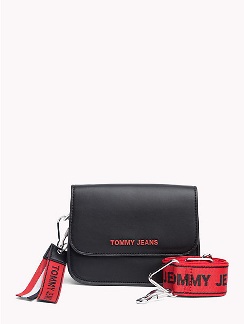 TOMMY JEANS Boxy Crossbody-Bag - BLACK - TOMMY JEANS Die besten Outfits - main image