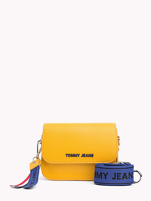 TOMMY JEANS Boxy Crossover Bag - MANGO MOJITO - TOMMY JEANS Shoes & Accessories - main image