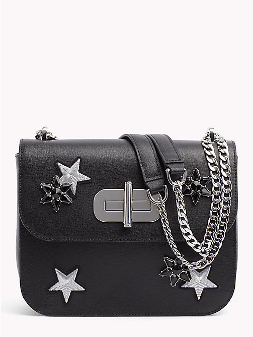 TOMMY HILFIGER Star Crossover Bag - BLACK/ STARS - TOMMY HILFIGER Bags & Accessories - main image