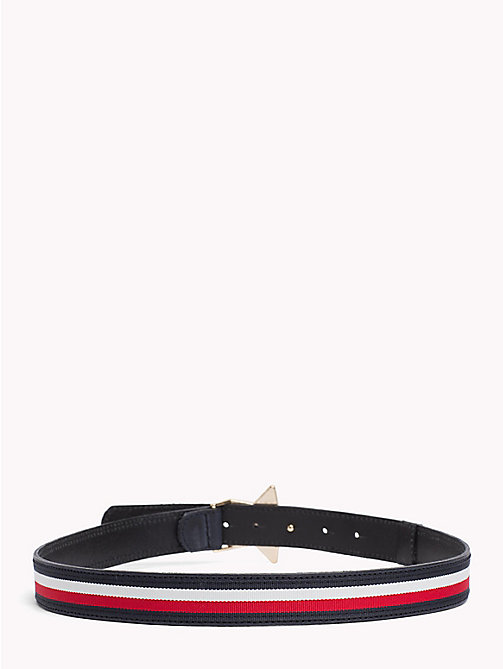 TOMMY HILFIGER Kids' Star Buckle Belt - RWB - TOMMY HILFIGER Bags & Accessories - detail image 1