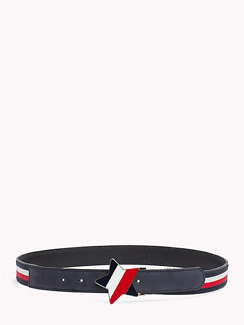TOMMY HILFIGER Kids' Star Buckle Belt - RWB - TOMMY HILFIGER Bags & Accessories - main image