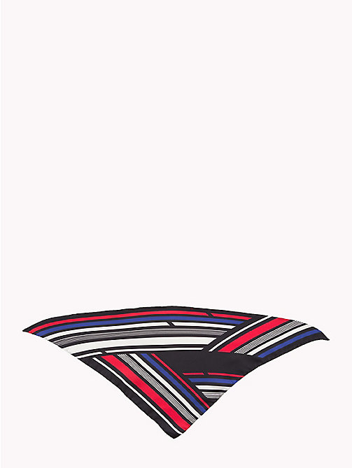 TOMMY HILFIGER Speed Racer Rectangular Scarf - STRIPE MIX - TOMMY HILFIGER Schals - main image 1