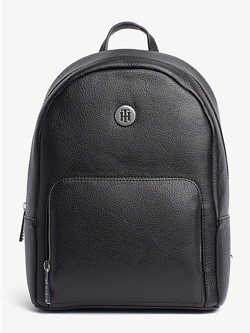 TOMMY HILFIGER TH Core Small Backpack - BLACK - TOMMY HILFIGER Backpacks - main image