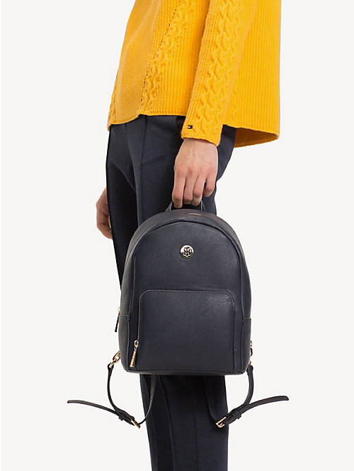 TOMMY HILFIGER TH Core Small Backpack - TOMMY NAVY - TOMMY HILFIGER Backpacks - detail image 1