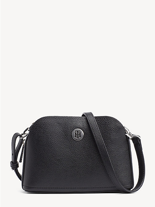 TOMMY HILFIGER TH Core Crossover Bag - BLACK - TOMMY HILFIGER Party Looks - main image