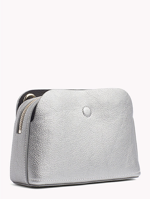 TOMMY HILFIGER TH Core Crossbody-Tasche - PEWTER - TOMMY HILFIGER Party-Looks - main image 1