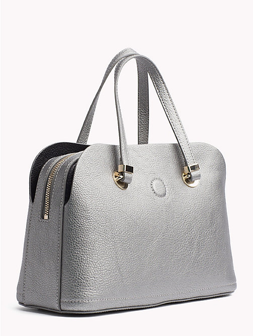 TOMMY HILFIGER TH Core Satchel - PEWTER - TOMMY HILFIGER NEW IN - detail image 1