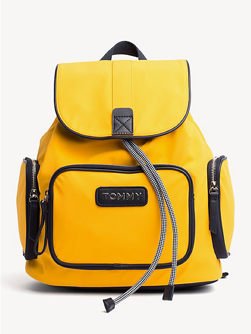 TOMMY HILFIGER Varsity Backpack - CITRUS - TOMMY HILFIGER Backpacks - main image