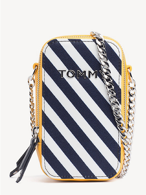 TOMMY HILFIGER TH Idol Crossover Bag - NAUTICAL STRIPE - TOMMY HILFIGER Crossbody Bags - main image