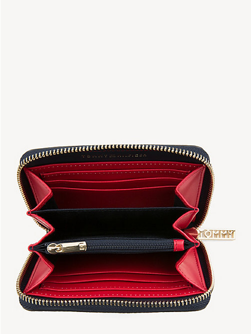 TOMMY HILFIGER TH Core Zip Wallet - TOMMY NAVY - TOMMY HILFIGER Wallets - detail image 1