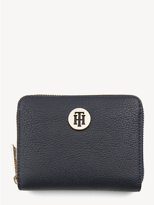TOMMY HILFIGER TH Core Zip Wallet - TOMMY NAVY - TOMMY HILFIGER Wallets - main image
