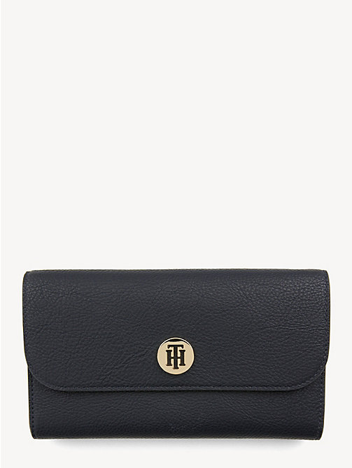 TOMMY HILFIGER TH Core Travel Wallet - TOMMY NAVY - TOMMY HILFIGER NEW IN - main image