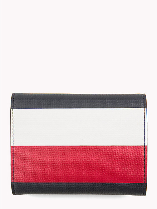 TOMMY HILFIGER Cartera con placa y monograma Effortless - CORPORATE - TOMMY HILFIGER Carteras - imagen detallada 1