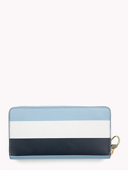 TOMMY HILFIGER Cartera continental Effortless - DUSK BLUE - TOMMY HILFIGER Carteras - imagen detallada 1