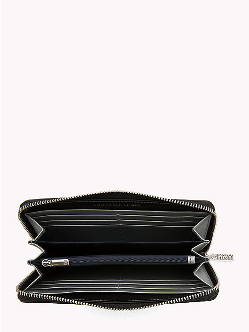 TOMMY HILFIGER TH Core Continental-Brieftasche - BLACK - TOMMY HILFIGER NEW IN - main image 1