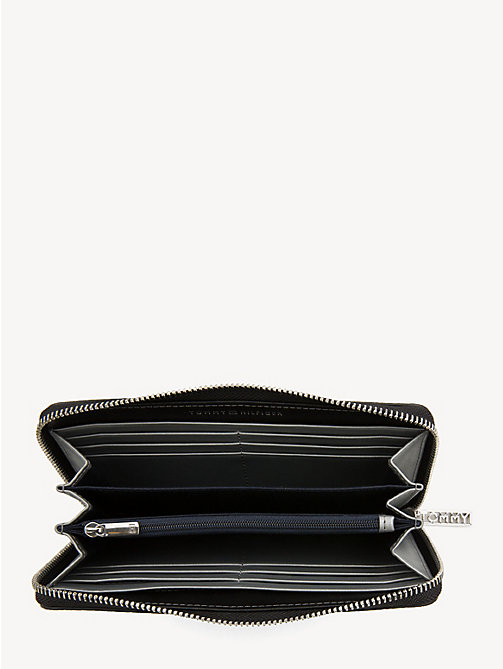 TOMMY HILFIGER TH Core Continental Wallet - BLACK - TOMMY HILFIGER Wallets - detail image 1