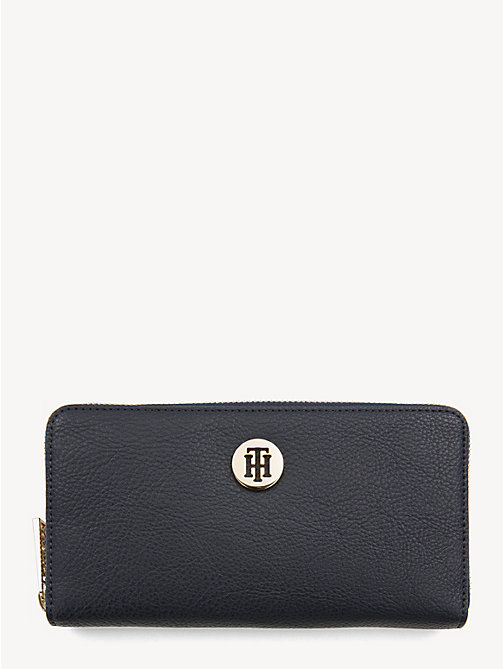 TOMMY HILFIGER TH Core Continental Wallet - TOMMY NAVY - TOMMY HILFIGER Wallets - main image