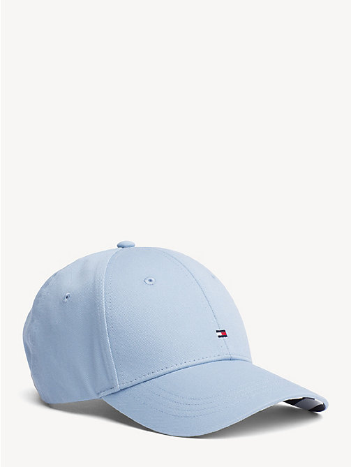TOMMY HILFIGER Print Baseball Cap - DUSK BLUE - TOMMY HILFIGER NEW IN - main image