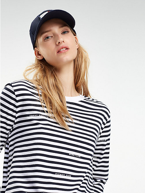TOMMY HILFIGER Swap Your Patch Baseball Cap - TOMMY NAVY - TOMMY HILFIGER Rebajas Women - detail image 1