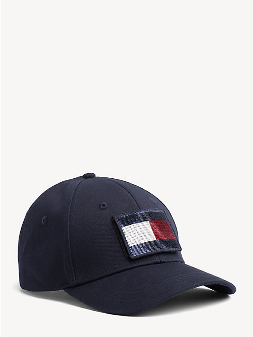 TOMMY HILFIGER Swap Your Patch Baseball Cap - TOMMY NAVY - TOMMY HILFIGER Caps & Beanies - main image