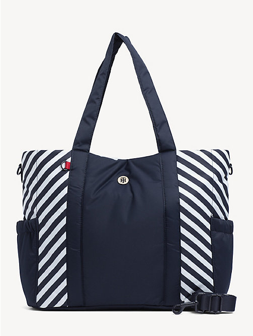 TOMMY HILFIGER Borsa tote TH neonato - NAUTICAL STRIPE - TOMMY HILFIGER Scarpe & Accessori - immagine principale