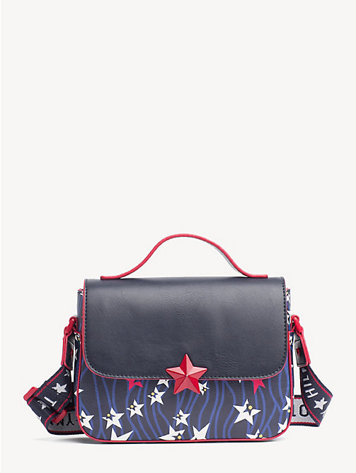 TOMMY HILFIGER Kids' TH Star Print Crossbody Bag - CORPORATE - TOMMY HILFIGER Shoes & Accessories - main image