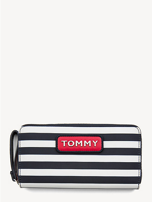 TOMMY HILFIGER Varsity Stripe Wallet - STRIPE - TOMMY HILFIGER Wallets - main image