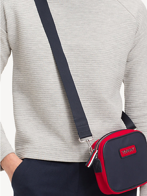 TOMMY HILFIGER Varsity Crossbody Bag - CORPORATE - TOMMY HILFIGER Crossbody Bags - detail image 1